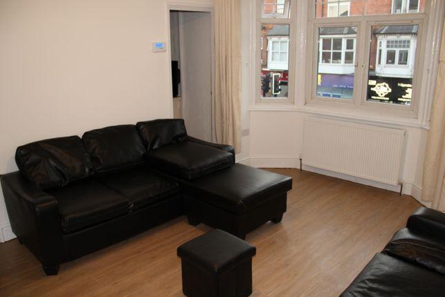 Thumbnail Flat to rent in Lenton Boulevard, Lenton, Nottingham