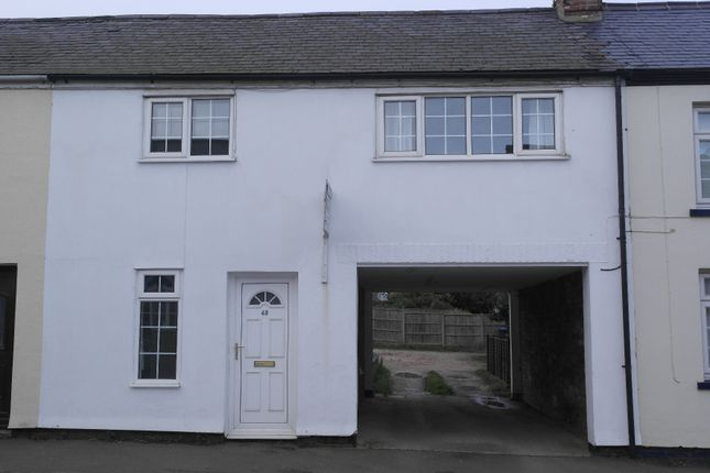 Thumbnail Cottage to rent in High Street, Husbands Bosworth, Leicester