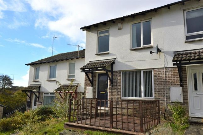 Thumbnail Terraced house to rent in Yellowtor Road, Lower Burraton, Saltash, Cornwall