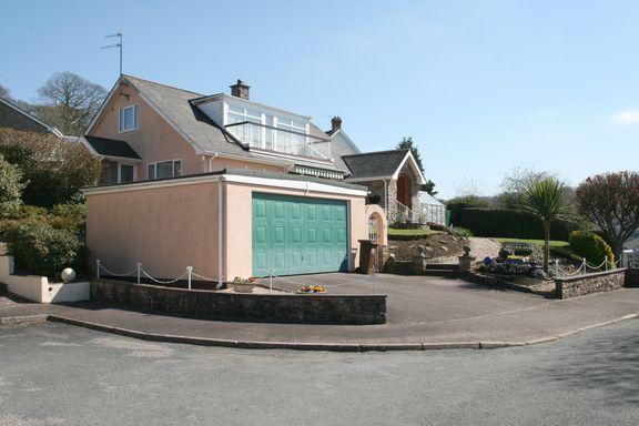 Thumbnail Property for sale in Bourchier Close, Bampton, Tiverton