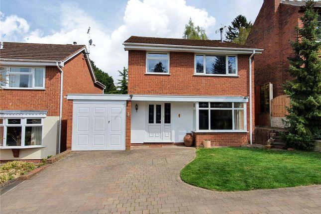 Thumbnail Detached house for sale in Meddins Rise, Kinver, Stourbridge