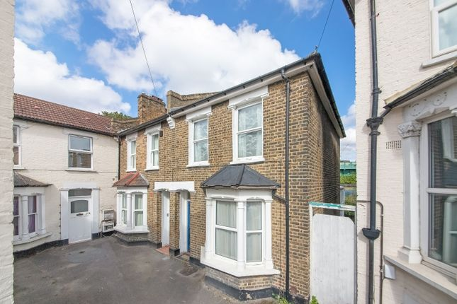 Thumbnail End terrace house for sale in Elswick Road, London