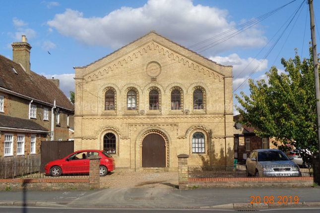 Thumbnail Studio to rent in Great North Road, St Neots