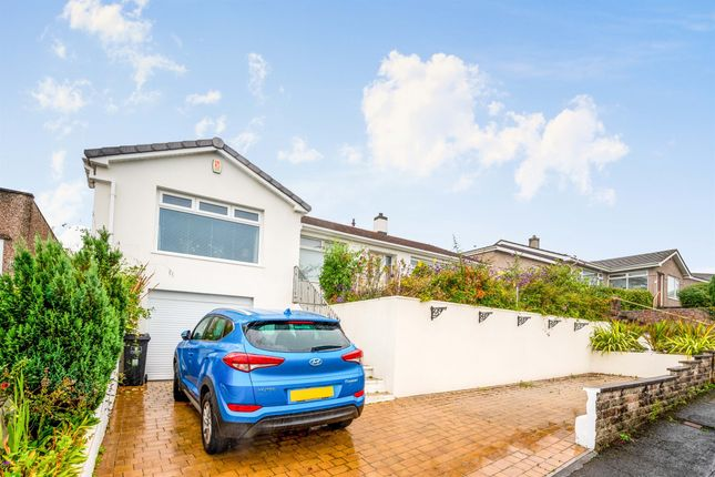 Thumbnail Detached bungalow for sale in Peters Close, Elburton, Plymouth