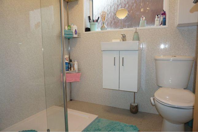 Shower Room of Thirlmere Close, Knott End-On-Sea, Poulton-Le-Fylde FY6