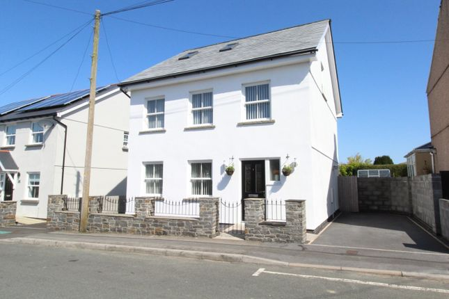 Thumbnail Detached house for sale in Oakfield Street, Pontarddulais, Swansea