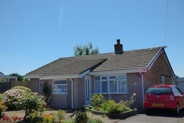 Thumbnail Bungalow for sale in Wyebank Place, Tutshill, Chepstow