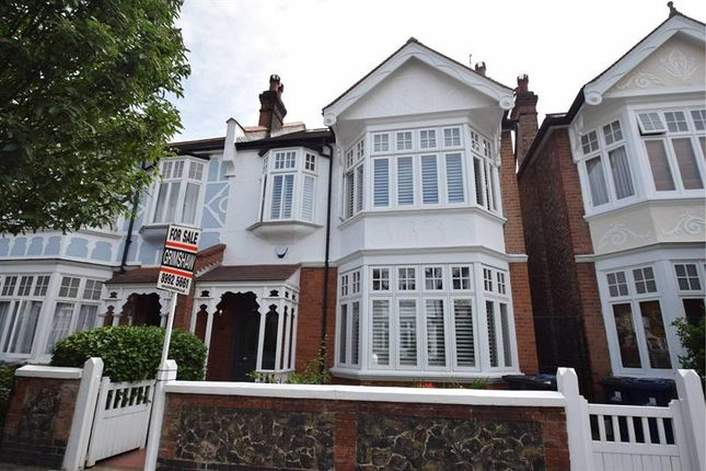 Thumbnail Property to rent in Fordhook Avenue, Ealing Common, London