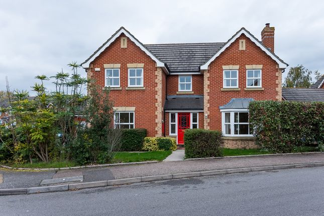 Thumbnail Detached house to rent in Northweald Lane, Kingston Upon Thames