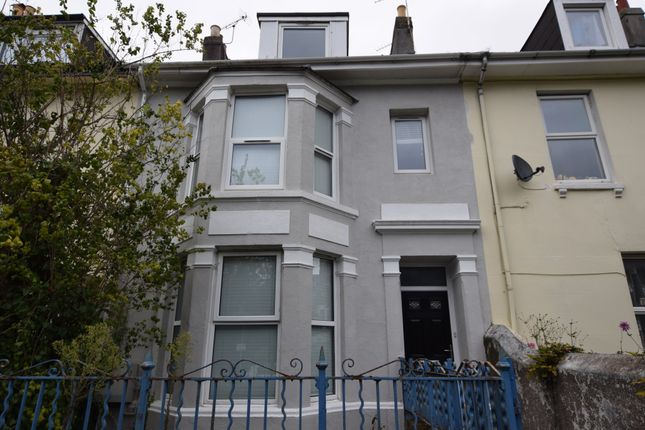 Thumbnail 6 bed terraced house for sale in Oxford Place, North Road East, Plymouth
