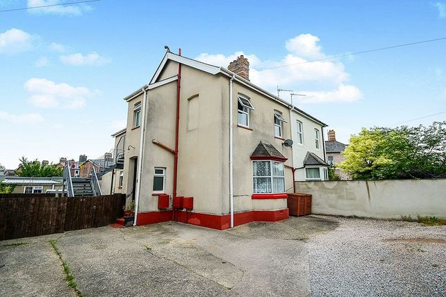1 bed flat for sale in Decoy Road, Newton Abbot