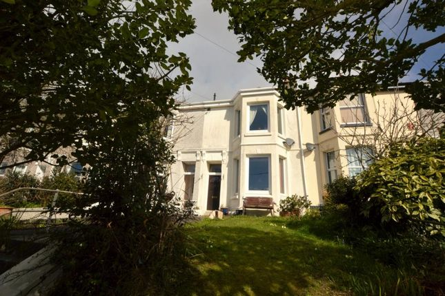 Thumbnail Terraced house for sale in Higher Port View, Saltash, Cornwall