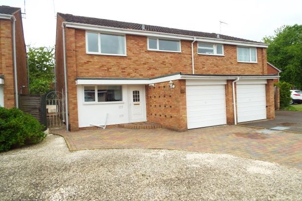 Thumbnail Property to rent in Brunel Close, Whitnash, Leamington Spa