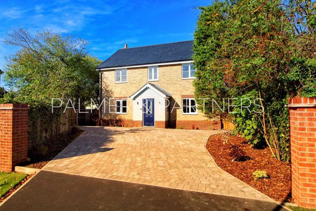 Thumbnail Detached house for sale in Acorn Close, St. John's, Colchester