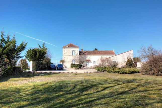 3 bed property for sale in Marcillac-Lanville, Poitou-Charentes, France