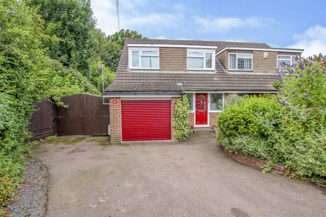 Semi-detached house for sale in Brentwood Road, Herongate, Brentwood