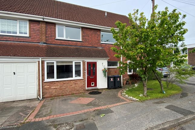 Thumbnail Semi-detached house for sale in Ludford Close, Sutton Coldfield, West Midlands