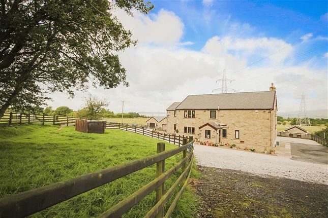 Thumbnail Farmhouse for sale in Billington Road, Burnley, Lancashire