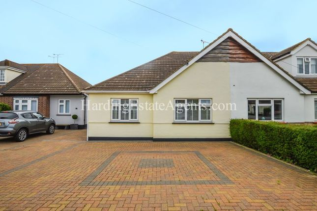 Thumbnail Semi-detached house for sale in Spencer Gardens, Rochford, Essex