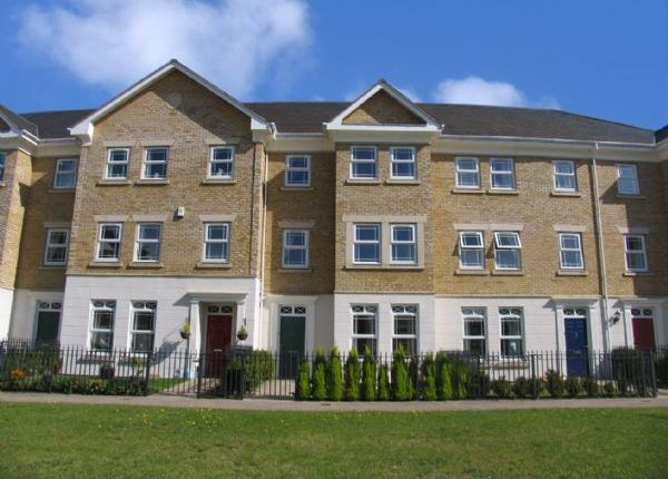 Thumbnail Terraced house to rent in Earl Of Chester Drive, Deepcut, Camberley