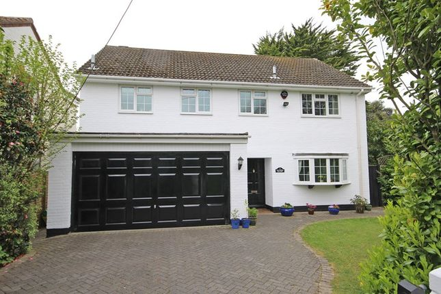 Thumbnail Detached house for sale in Royston Place, Barton On Sea, New Milton