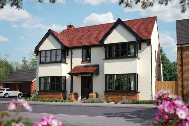 "Thumbnail Detached house for sale in ""The Ascot"" at Brook Street, Aston Clinton, Aylesbury"