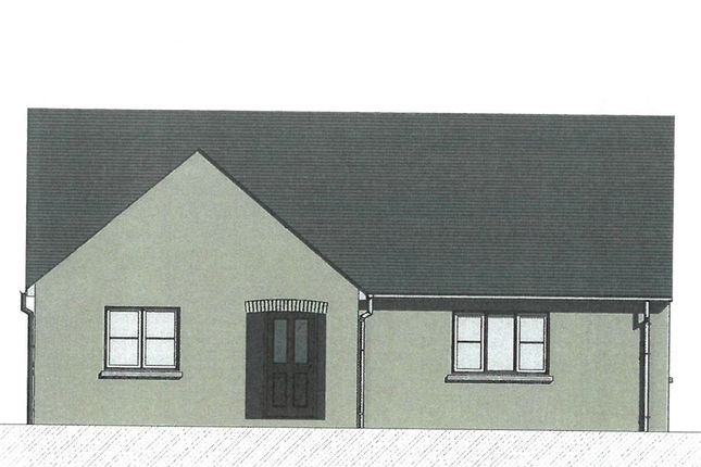 Thumbnail Detached bungalow for sale in Plot 41 Parc Loktudi (Maesgwynne Meadow), Fishguard, Pembrokeshire