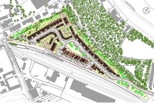Thumbnail Land for sale in Old Coal Yard, Tweedmouth, Berwick-Upon-Tweed