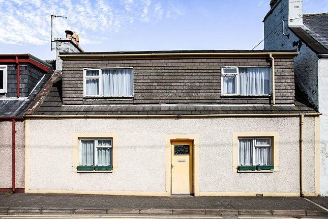 Thumbnail Terraced house for sale in Main Street, Kirkcolm, Stranraer