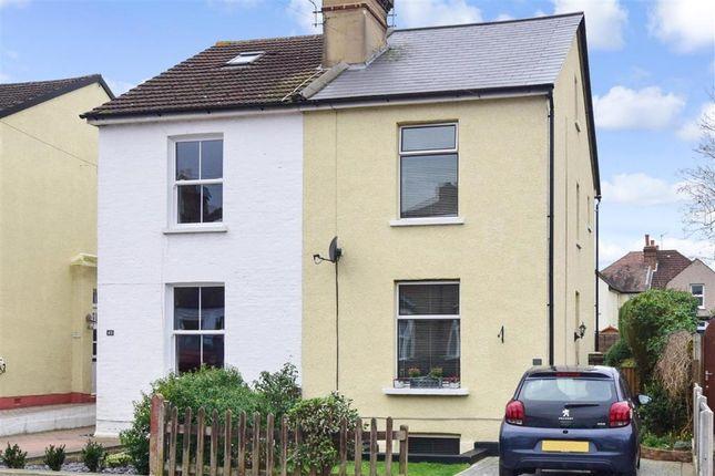Thumbnail Semi-detached house for sale in Sutton Grove, Sutton, Surrey