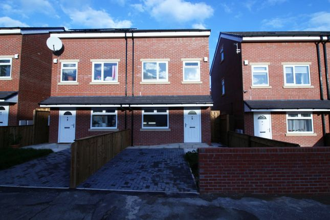 Thumbnail Semi-detached house for sale in Thompson Street, Manchester, Greater Manchester