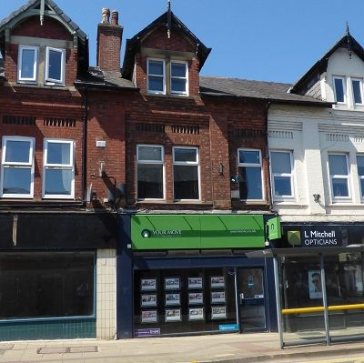 Thumbnail Retail premises for sale in Market Street, Hyde