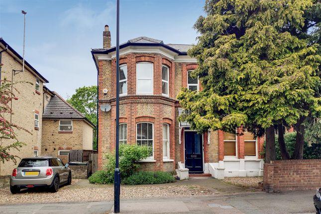 Thumbnail Flat for sale in Elmcourt Road, London