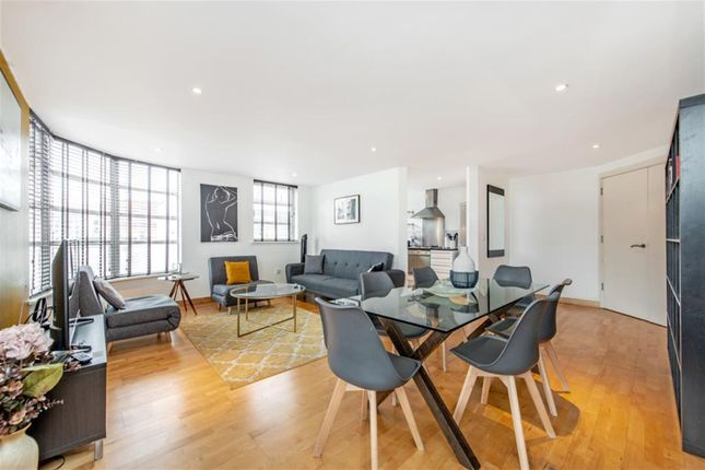 Thumbnail Flat for sale in Leyden Street, London