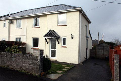 Thumbnail Semi-detached house to rent in 23 Binkham Hill, Yelverton