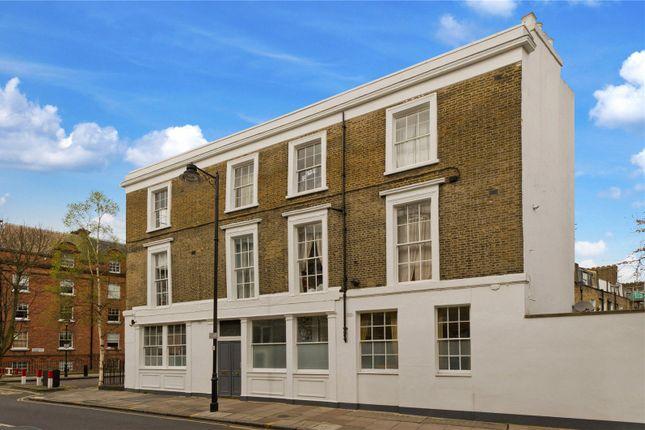 Exterior 1 of Cloudesley Street, London N1