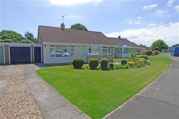 Thumbnail Bungalow for sale in Zeals Rise, Zeals, Warminster