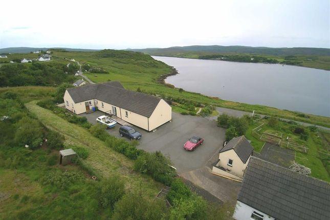 Thumbnail Detached bungalow for sale in Ashaig, 3 Kildonan, Edinbane, Isle Of Skye