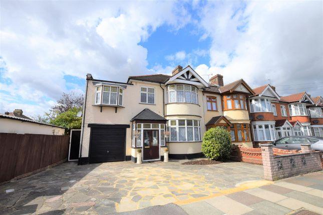 Thumbnail Semi-detached house for sale in Blackbush Avenue, Chadwell Heath