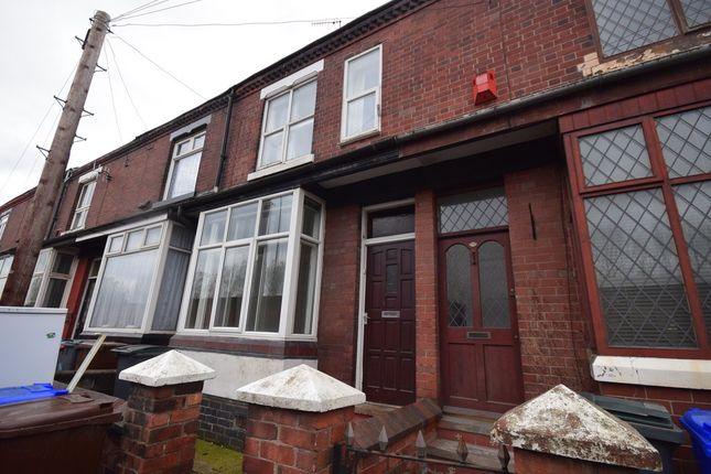 Thumbnail Terraced house to rent in North Street, Hartshill, Stoke-On-Trent
