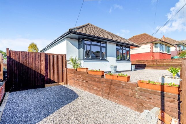 Thumbnail Detached bungalow for sale in Chaucer Road, Southampton