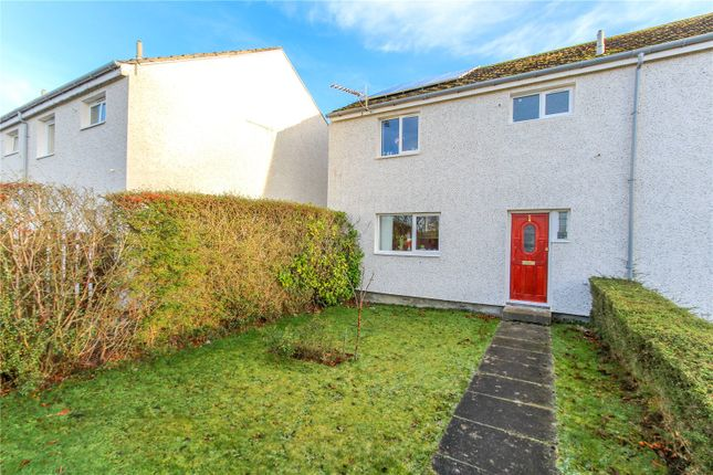Thumbnail End terrace house for sale in Walker Crescent, Culloden, Inverness, Highland