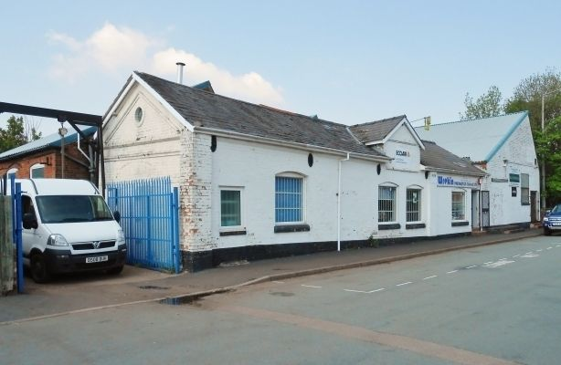 Commercial Property Telford