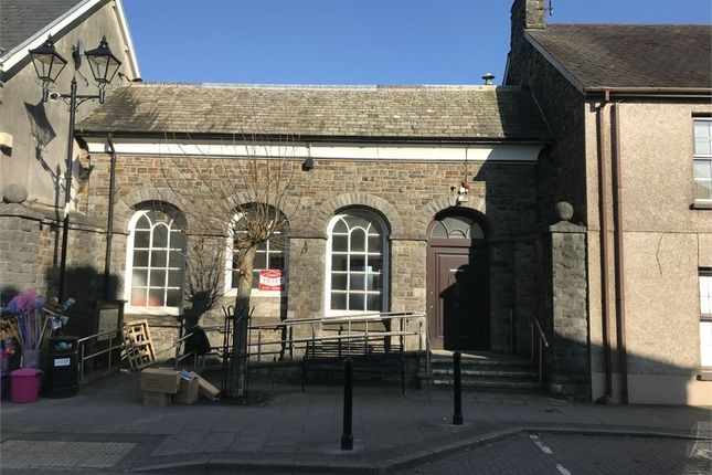 Thumbnail Town house to rent in 8 St Johns Street, Whitland, Carmarthenshire