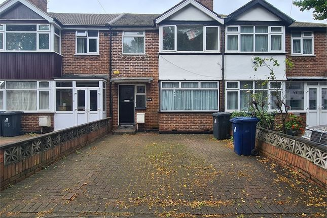 Thumbnail Terraced house to rent in Bilton Road, Perivale, Greenford, Greater London