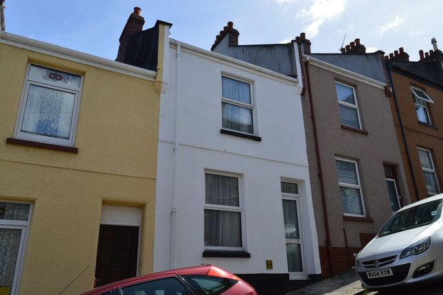 2 bed terraced house to rent in Phillimore Street, Plymouth