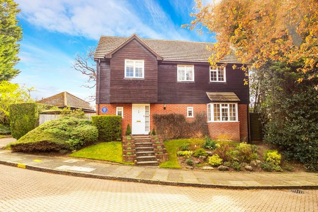 4 bed detached house for sale in Wallers Hoppet, Loughton IG10