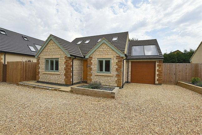 Thumbnail Detached bungalow for sale in Hutchcraft Way, Collingtree, Northampton