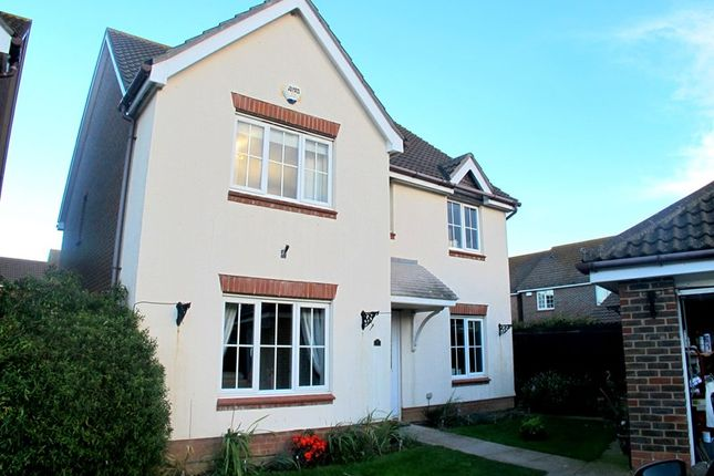 Thumbnail Detached house for sale in Megson Drive, Lee-On-The-Solent