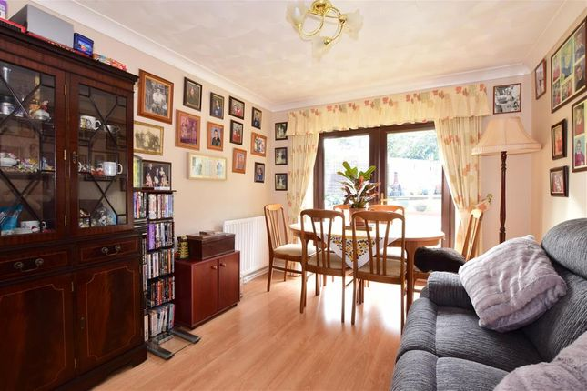 Thumbnail Detached house for sale in Kingfisher Close, Newport, Isle Of Wight
